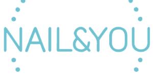 NAIL&YOUロゴ白