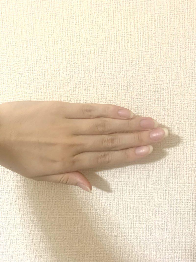 なおハンドモデル画像
