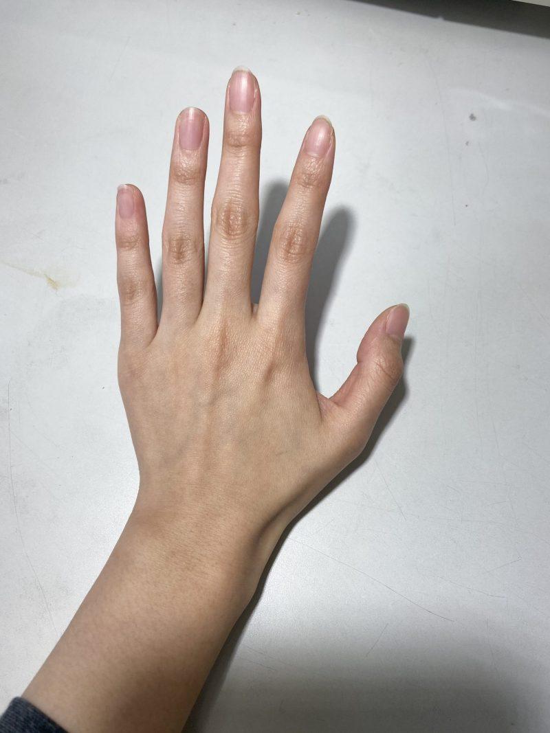 ハンドモデル画像